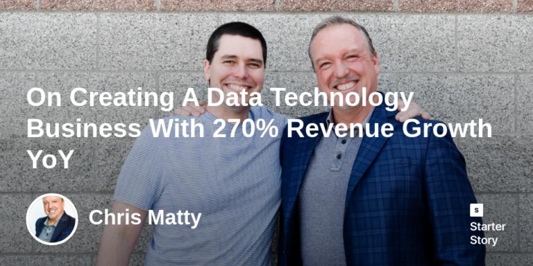 Versium Analytics - Chris Matty and Kevin Marcus